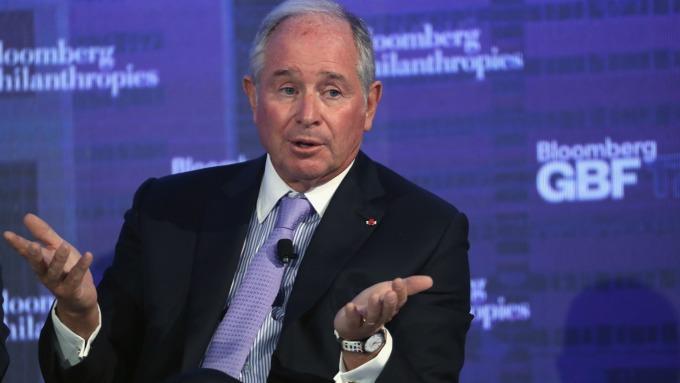 黑石CEO:對比特幣沒興趣、加密貨幣令人「難以理解」 (圖片:AFP)