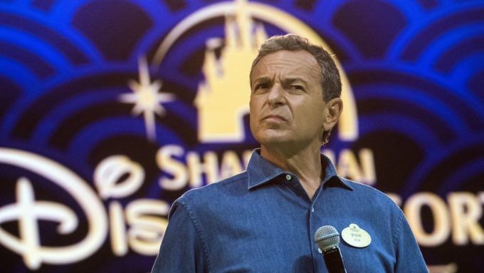 迪士尼CEO表示賈伯斯若還活著 公司早已和蘋果合併(圖片:AFP)