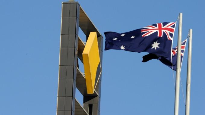 澳洲8月失業率創新高 央行降息機率增 (圖片:AFP)