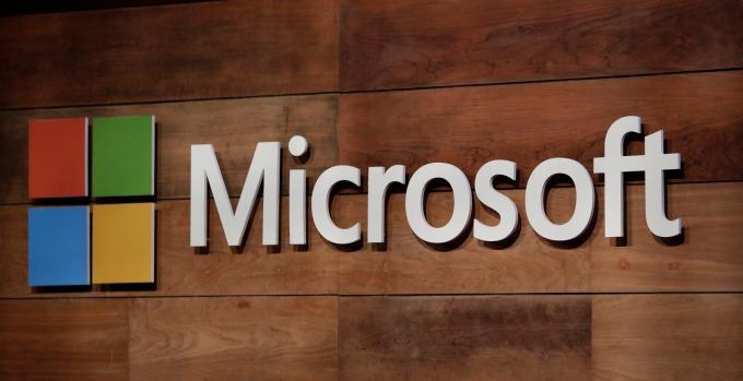微軟新庫藏股計畫奏效,其股價週四上漲 1.84%。(圖片:AFP)