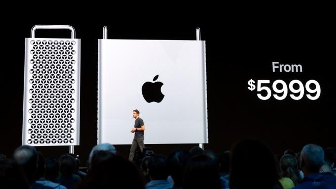 川普反對沒差?蘋果陸製Mac Pro有望豁免25%關稅。(圖片:AFP)