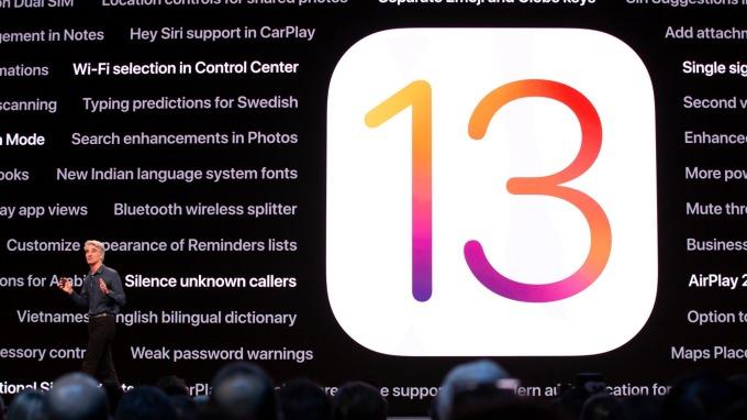 別急著更新iOS 13!試用者嫌Bug一堆 不妨再等4天直上iOS 13.1(圖片:AFP)
