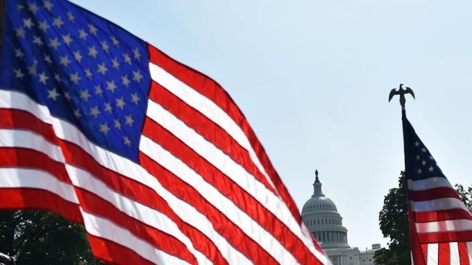 美眾議院通過短期支出法案 延長政府運作至11月中 (圖片:AFP)
