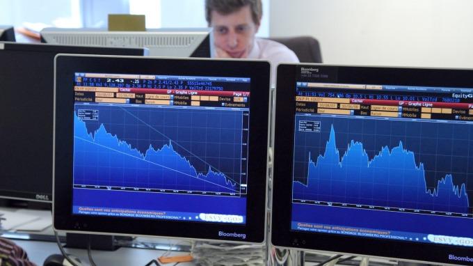 在Fed連續降息後 美股通常表現不錯(圖:AFP)