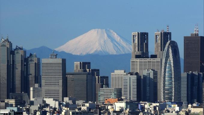 日本核心CPI持續上揚、上揚率出現25個月來低水準。(圖片:AFP)