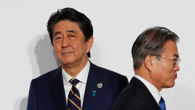 南韓政府:日本出口管制措施 傷害自國經濟。(圖片:AFP)