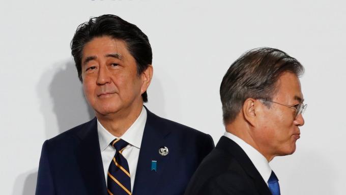 針對南韓向WTO提出申訴一事、日本同意展開協議。(圖片:AFP)