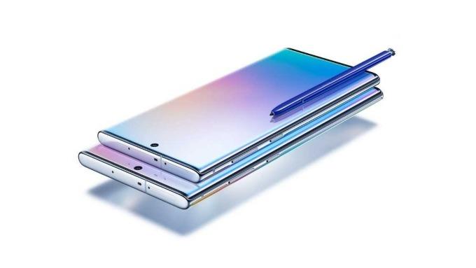 Galaxy Note10系列8月銷售冠軍。(圖:台灣三星提供)