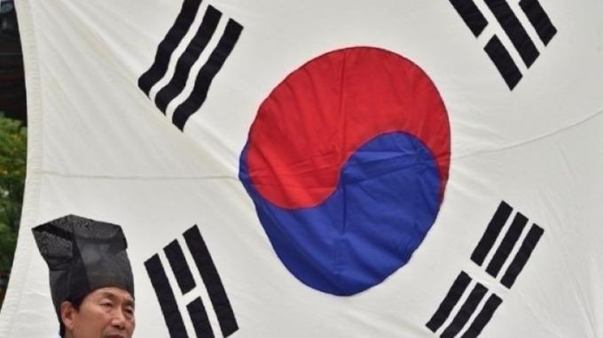 全球貿易衝突及下行風險影響 OECD下調韓國經濟成長率 圖片:AFP