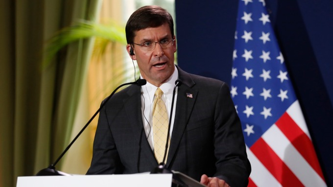 美國警告北約 使用華為設備將危及兩方合作(圖片:AFP)