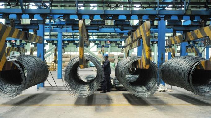 貿易戰促中國製造商「錢進」泰國 (圖片:AFP)