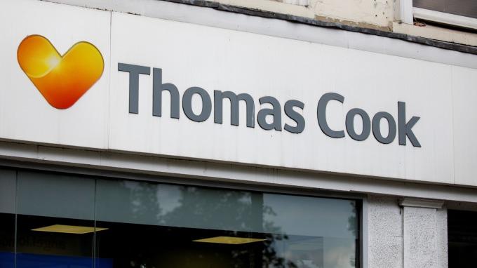 英老牌旅遊集團Thomas Cook聲請破產 15萬旅客滯留海外  (圖:AFP)