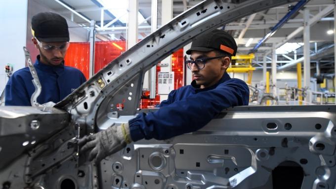 歐洲汽車製造商警告 硬脫歐將造成「災難性」損害(圖片:AFP)