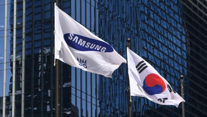 南韓晶片出口摔慘 削弱全球科技需求復甦樂觀情緒 (圖片:AFP)