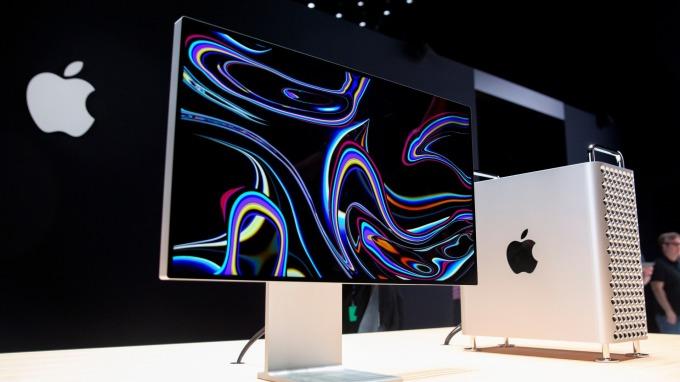 陸貨零件豁免關稅後,蘋果週一宣布,新 Mac Pro 將在美國德州製造。(圖片:AFP)