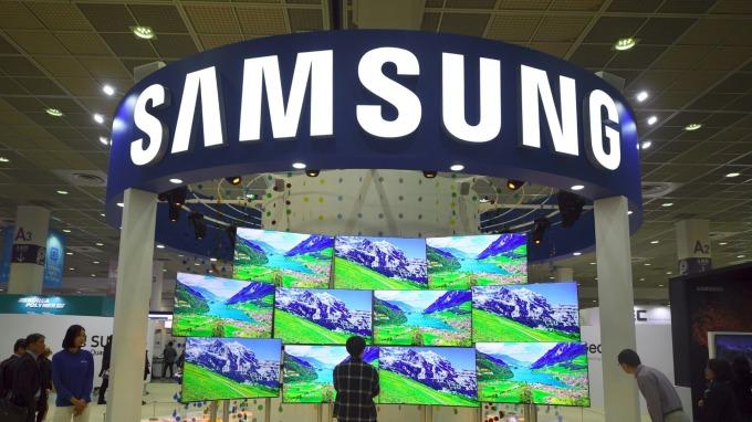 三星顯示器與LGD力求轉型、用OLED鞏固獲利 (圖片:AFP)