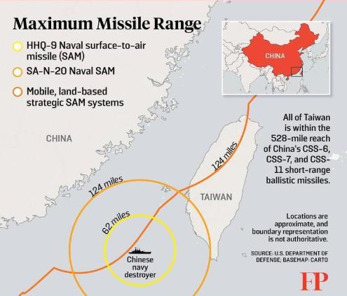 中方有能力向台灣發動攻擊()