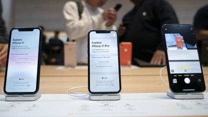 中資擬收手後 蘋果考慮擴大2倍對JDI投資 (圖片:AFP)