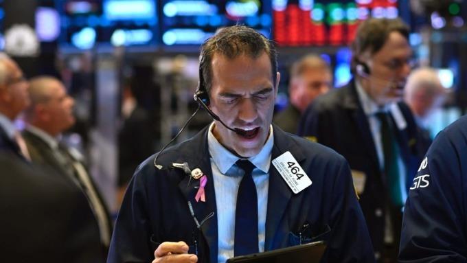 美股庫藏股金額創高 恐讓未來股市危機傷勢加重 (圖片:AFP)