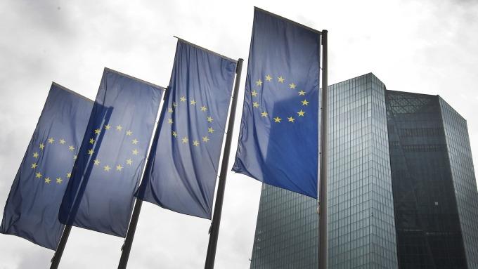 ECB量化寬鬆政策 歐洲ETF起死回生?(圖片:AFP)
