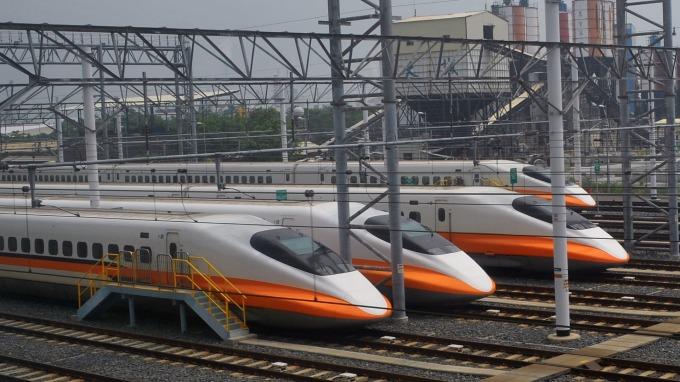 交通部拍板!高鐵延伸屏東可行性審查,左營案出線。(圖:AFP)