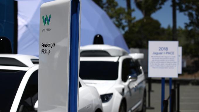 遲遲未見商業化產品 大摩砍自駕車公司Waymo估值40%(圖片:AFP)