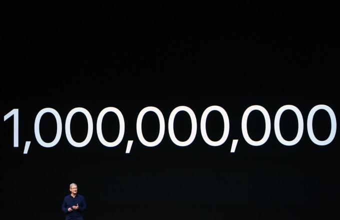 蘋果和和亞馬遜是尖牙股中首兩家市值達到 1 兆美元的公司 (圖片: AFP)