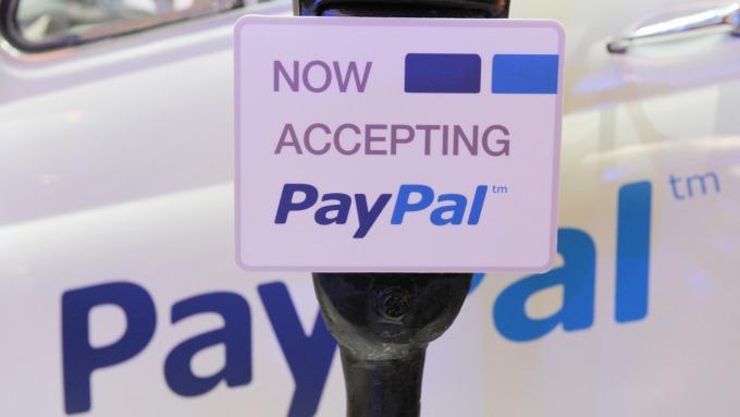 外資第一家!PayPal取得執照 打入中國支付市場(圖片:AFP)