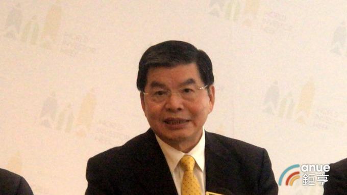 李長庚:境外資金匯回 將對台灣產生雙重價值。(鉅亨網記者陳蕙綾攝)