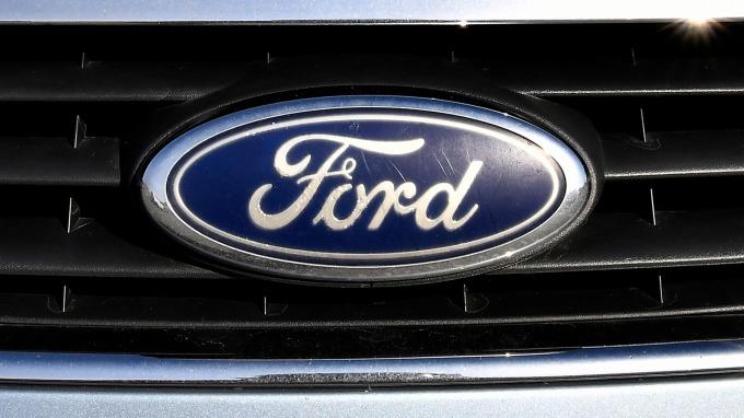 福特與印度汽車大廠Mahindra成立合資企業 攻印度市場(圖片:AFP)