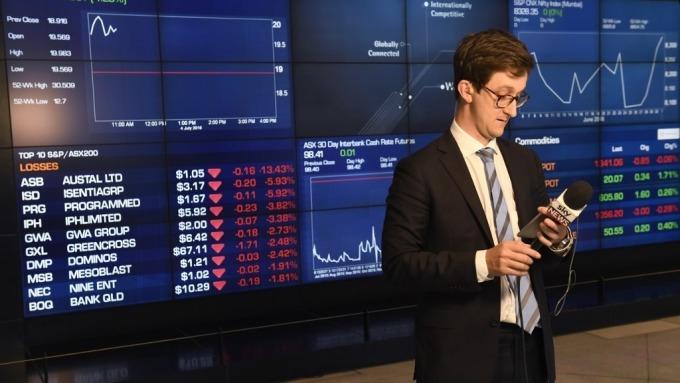 高盛:澳洲央行如想避免負利率 需實施2000億澳幣寬鬆 (圖片:AFP)