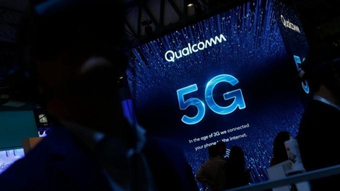 高通通吃5G晶片改寫全球戰局,下一波點名Wi-Fi、藍牙。(圖:AFP)