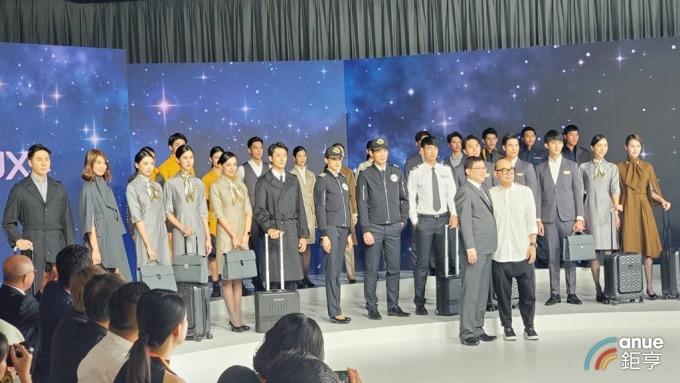 〈星宇制服發表〉訴求7大特色  張國煒為新裝打90分 機師將不再穿西裝