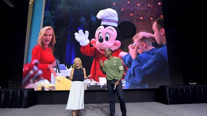 華爾街喊買迪士尼 大摩:快趁Disney+計畫最終內容未到位前進場(圖片:AFP)