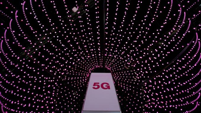 買5G手機先等等 支援28GHz才關鍵(圖片:AFP)