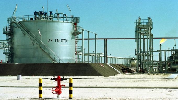 塔里木資源豐 中國石油再探勘成功千億級天然氣田(圖片:AFP)