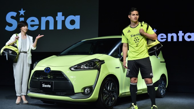 TOYOTA SIENTA奪9月日本車市冠軍、K-Car市場由HONDA N-BOX連續稱王25個月。(資料照片) (圖片:AFP)
