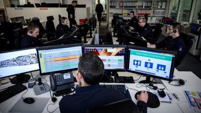 研究顯示:自動化將導致金融業在未來裁撤20萬個工作機會 圖片:AFP