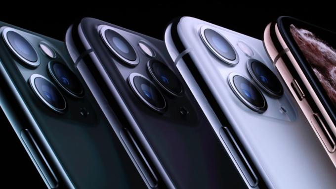 強勁需求勝預期 日媒:蘋果要求提高10%iPhone 11新機產能  (圖:AFP)