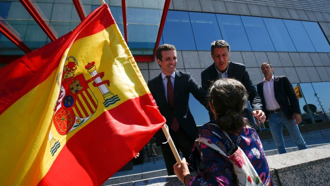 美歐關稅戰白熱化!西班牙揚言翻舊帳 祭強有力反制。(圖片:AFP)