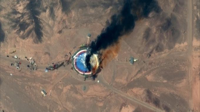原油交易商越來越倚賴衛星來監測瞬息萬變的原油市場(圖:AFP)