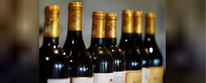 美祭歐製食品 25% 新關稅將嚴重傷害法國紅酒產業 (圖片: 路透社)
