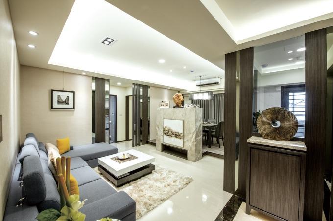 「 立瑾醖 」訴求一次購足、購買 3 房住宅,規劃 38 至 44 坪的主力 3 房。(圖 / 業者提供)