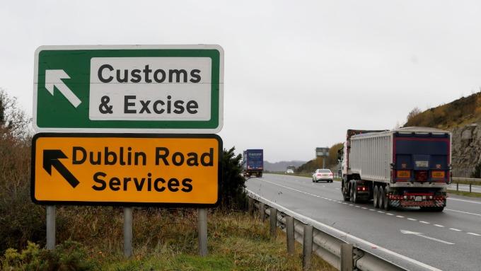 硬脫歐風險稍緩 愛爾蘭企業稅收入超預期3億歐元  (圖:AFP)