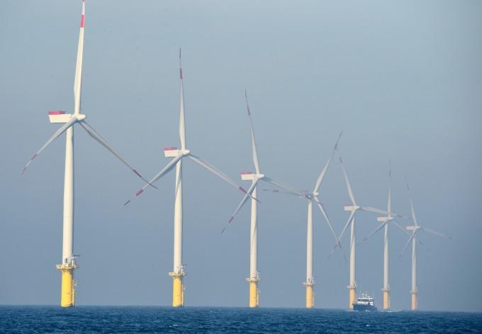 日本再生能源與燃煤發電成本 可能在數年內逆轉。(圖片:AFP)
