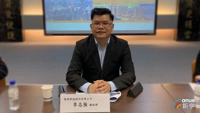 智邦總經理李志強。(鉅亨網資料照)