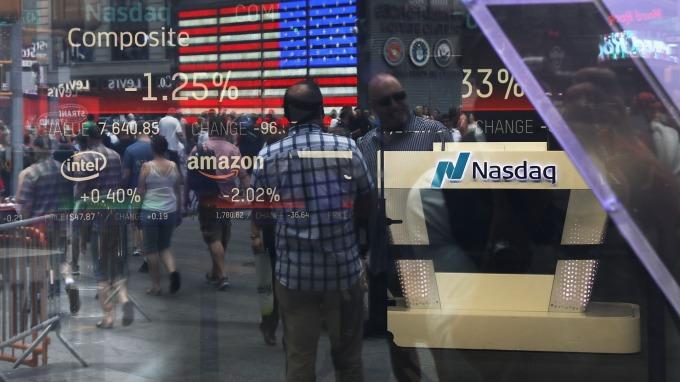 星展集團認為美國聯準會降息可望成為推升美股上漲動能。(圖:AFP)