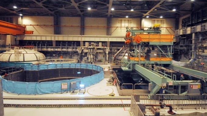 核三廠1號機10/15起停機大修,台電:供電無虞。(圖:AFP)