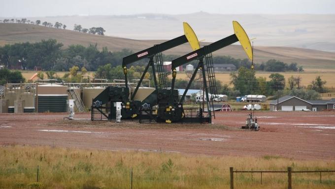 低油價打壓、借貸更困難 美頁岩油商面臨生存危機 (圖片:AFP)
