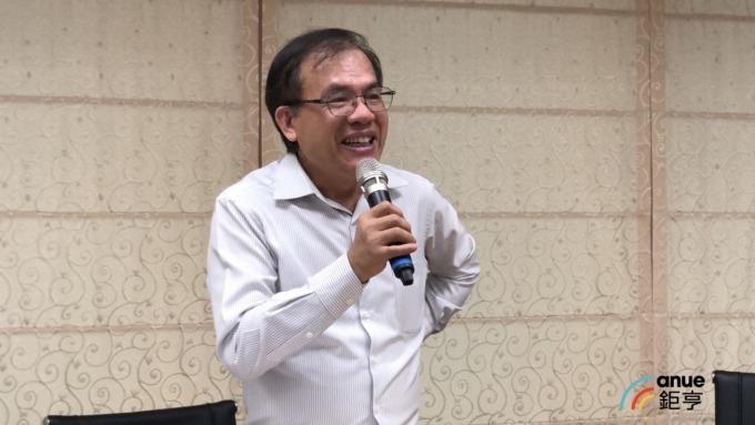 聯陽副總經理王詹定。(鉅亨網資料照)